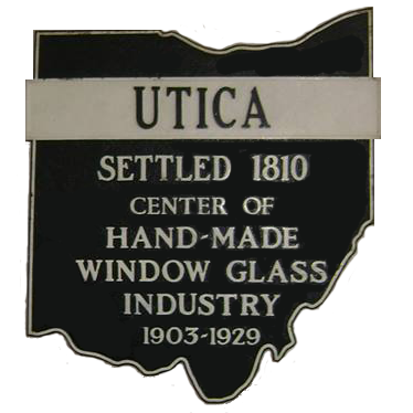 Village of Utica Ohio 43080 logo